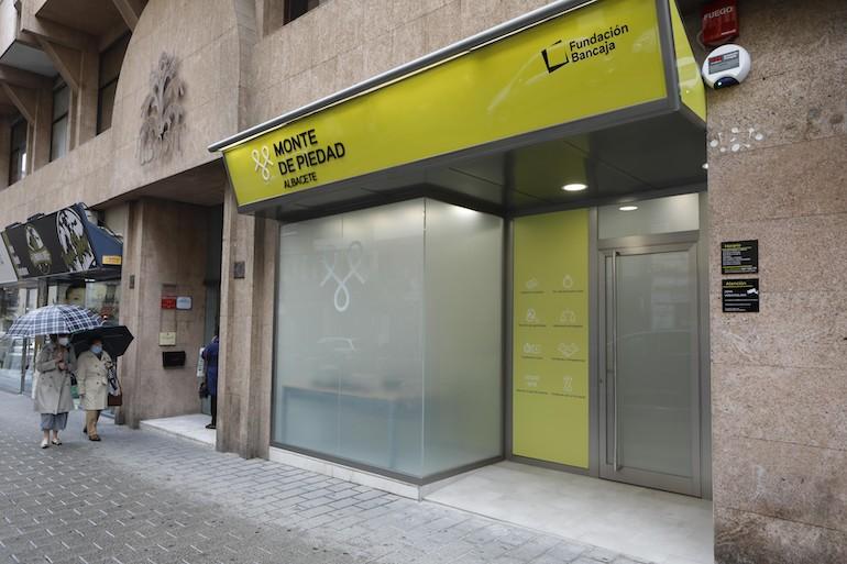 Fachada Albacete
