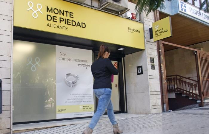 Fachada Alicante